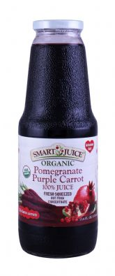 Pomegranate Purple Carrot