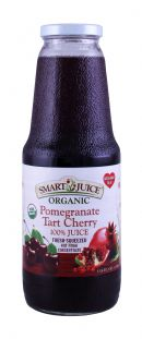 Smart Juice: SmartJuice PomTartCherry Front