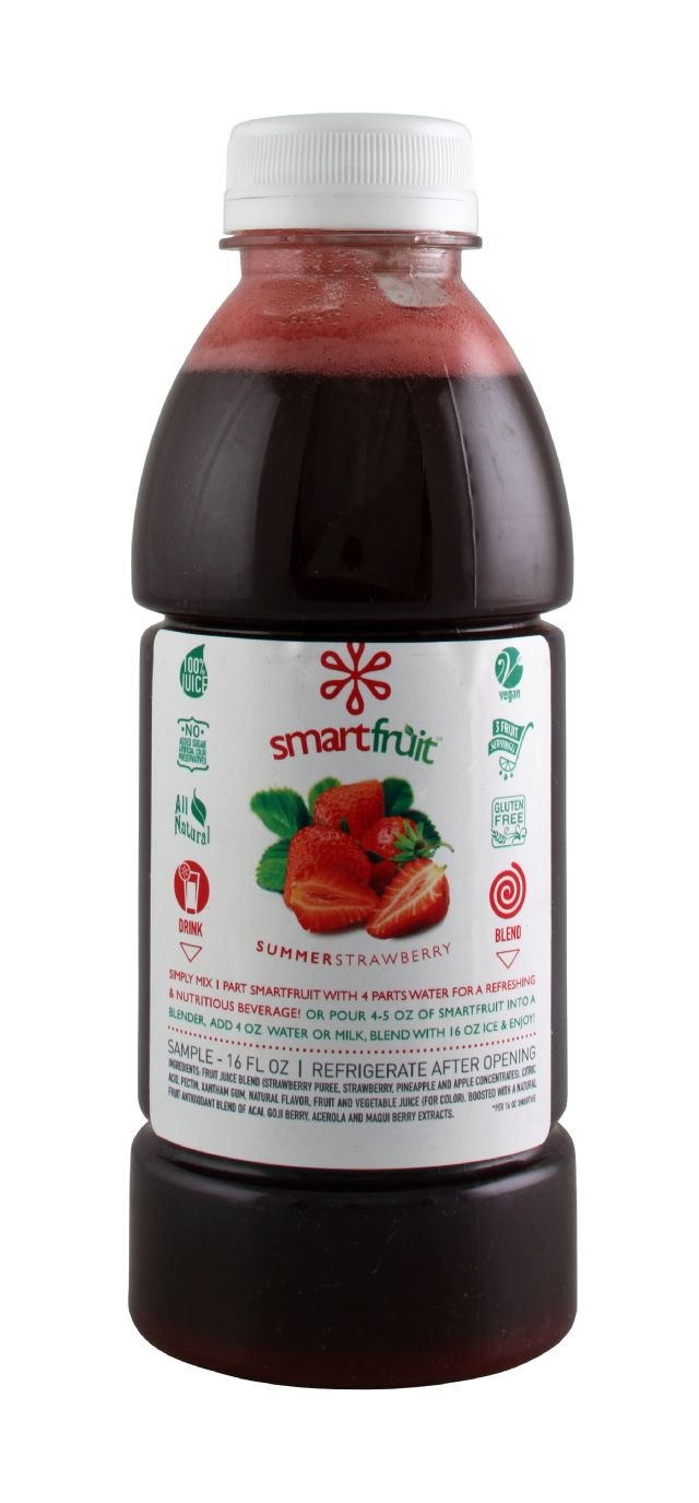 SmartFruit: SmartFruit Straw
