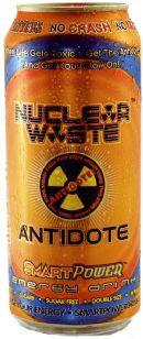 Nuclear Waste Antidote can