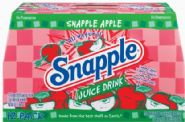 Snapple beverages- Apple