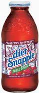 Snapple Beverage- Cranberry Raspberry