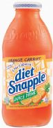 Snapple Beverage- Orange Carrot