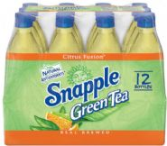 Snapple Beverage- Green Tea