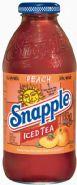 Snapple beverage- Diet Peach
