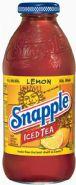 Snapple Beverage- diet lemon