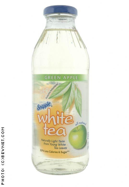 Snapple White Tea: whitetea_apple.jpg