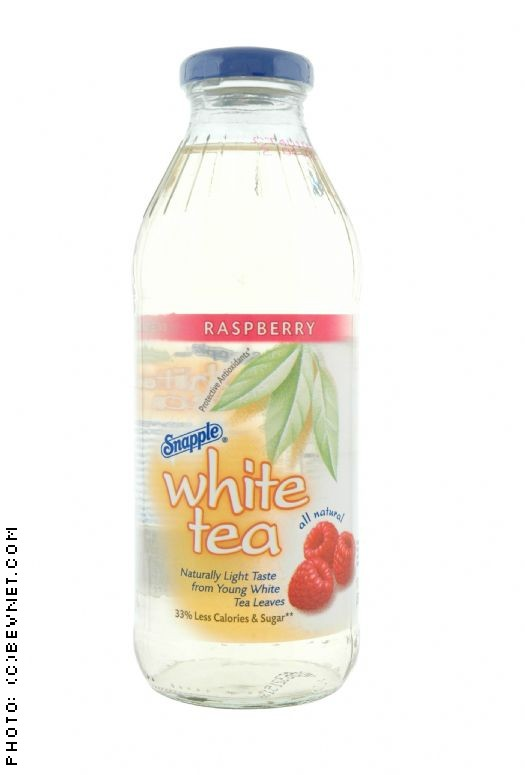 Snapple White Tea: whitetea_raspberry.jpg