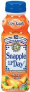 Snapple a day- Mango Lime