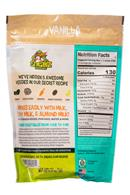 Sneakz Organic: Sneakz-12oz-ProteinPowder-Vanilla-Facts