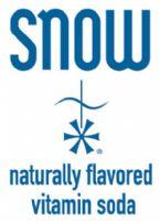 Snow Naturally Flavored Vitamin Soda