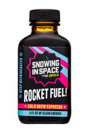 Snowing in Space Coffee Co.: SnowingInSpaceCoffee-3oz-RocketFuel-Espresso-Front