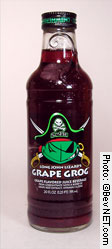 Long John Lizard's Grape Grog