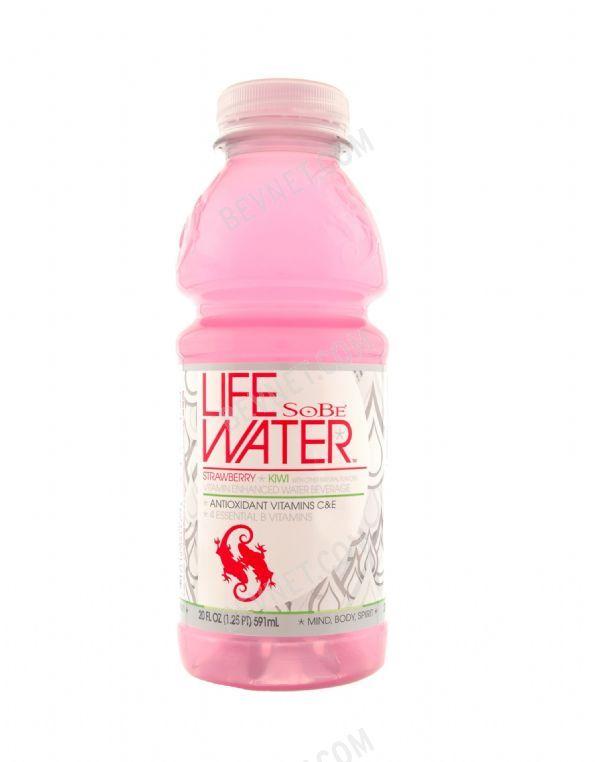SoBe Lifewater: