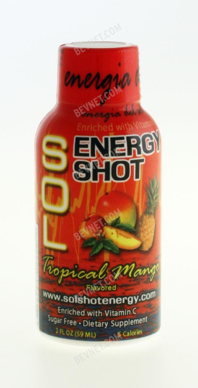 Sol Energy Shot: