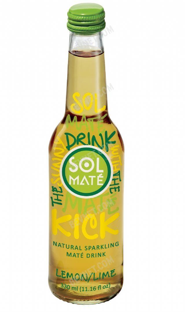 Sol Maté: Lemon Lime