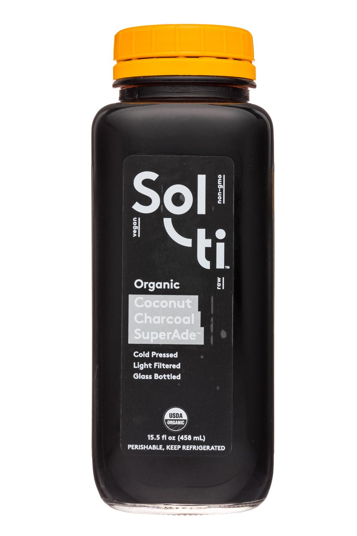 Solti: SolTi-16oz-CoconutCharcoalSuperade-Front