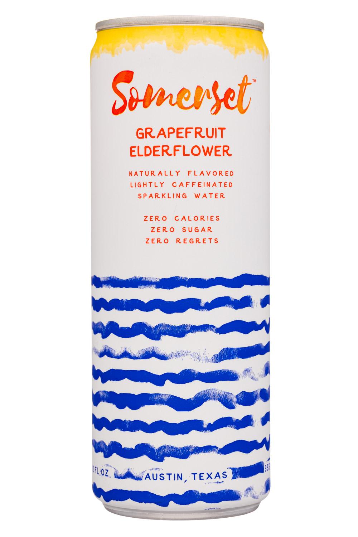 Grapefruit Elderflower