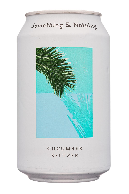 Cucumber Seltzer