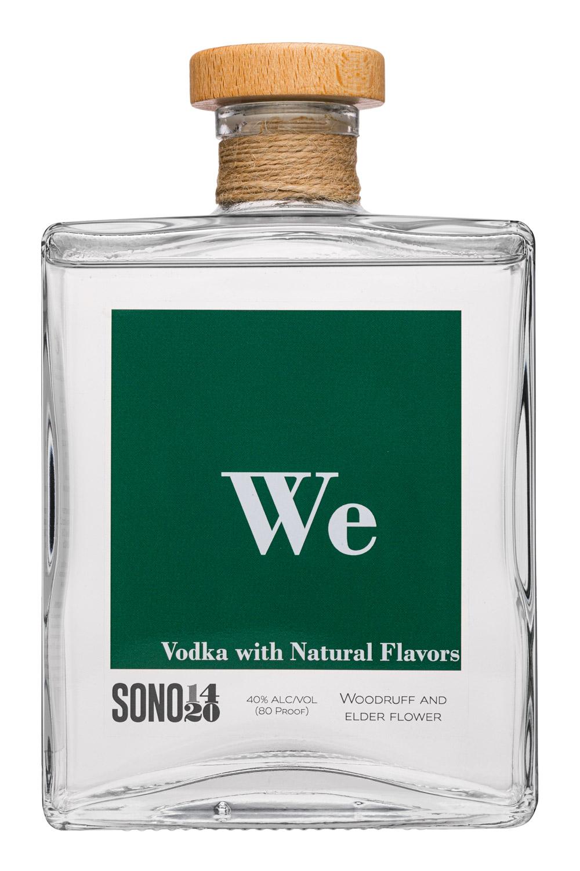 SoNo 1420: Sono1420-2020-We-Vodka-Elderflower