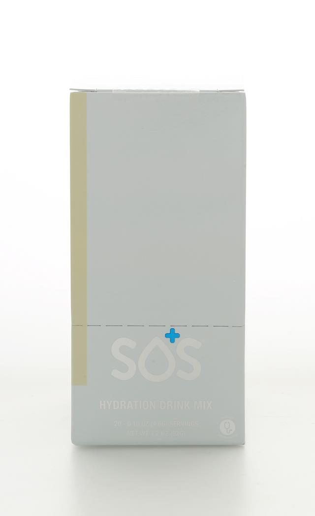 SOS Rehydrate: SOSHydrationDrink 20servings
