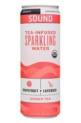Grapefruit + Lavender - GINGER TEA