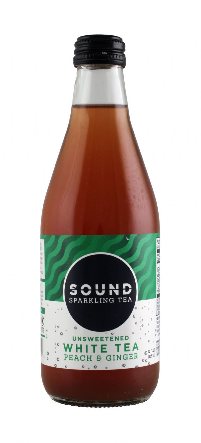 Sound Sparkling Tea: Sound WhiteTea Front
