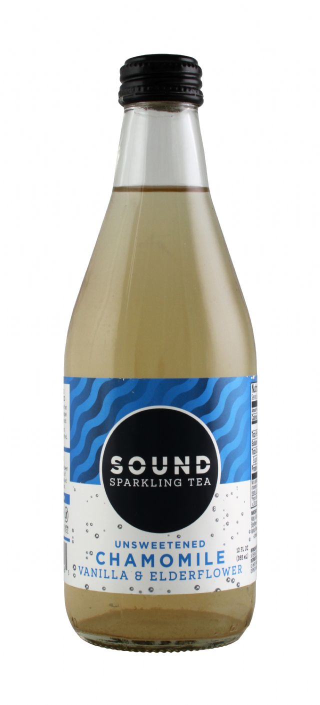 Sound Sparkling Tea: Sound Cham Front