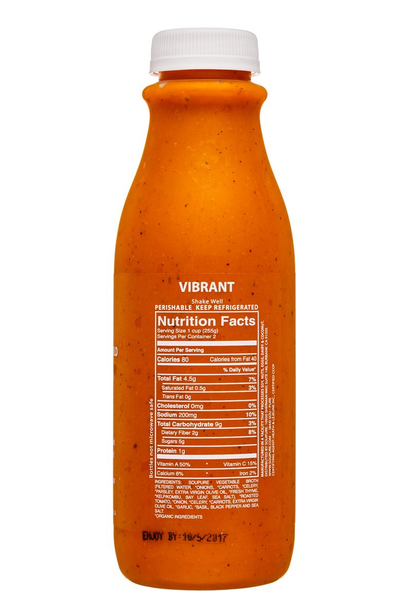 Soupure: Soupure-16oz-TomatoBasil-Vibrant-Facts
