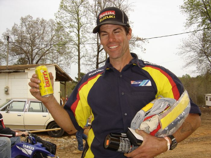 Burn: BURN to fuel MotoCross Racing!!
