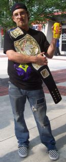 BURN @ WWE Smackdown