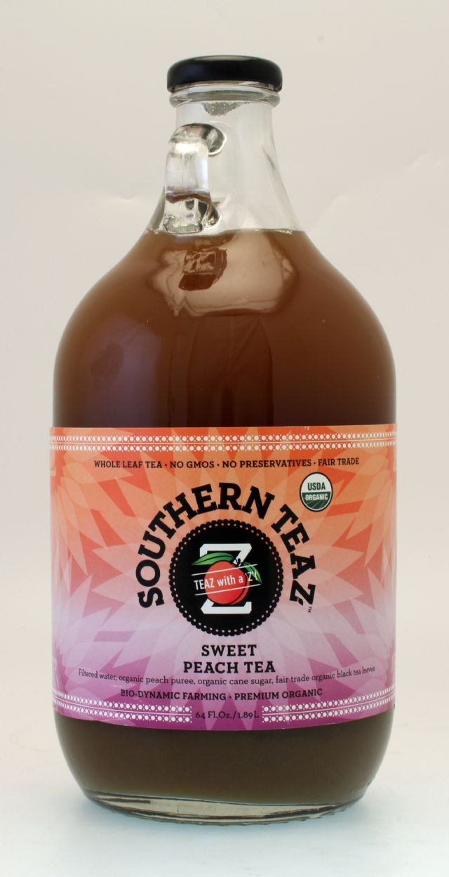 Southern Teaz: SouthernTeaz Peach Front