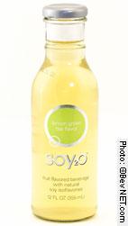 Lemon Green Tea Flavor