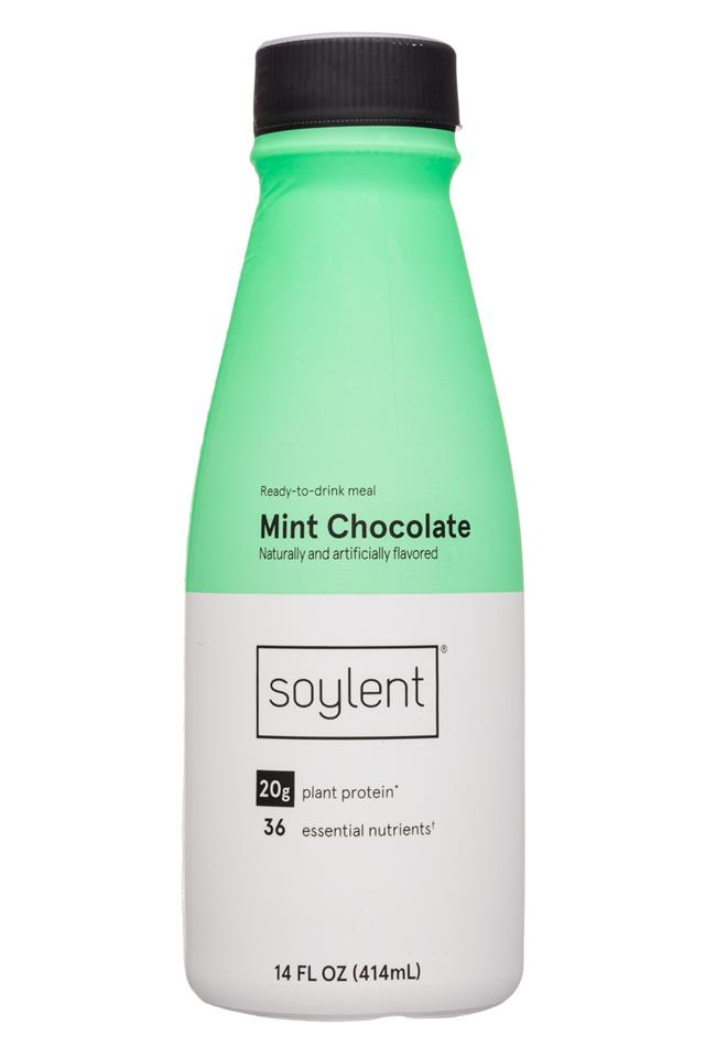 Soylent: Soylent-14oz-MintChoc-Front