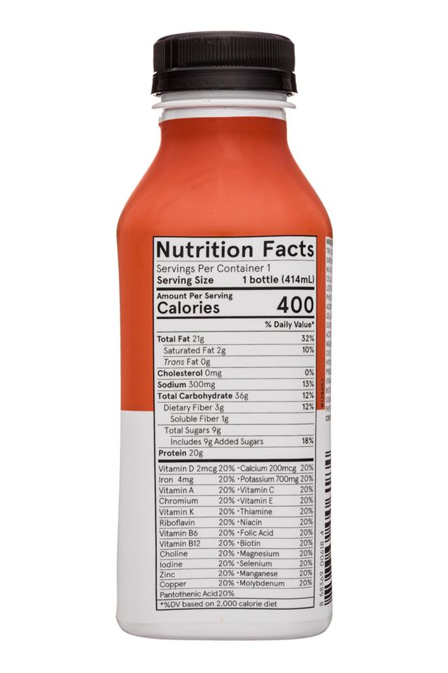 Soylent: Soylent-MealWithCoffee-14oz-CafeChai-Facts