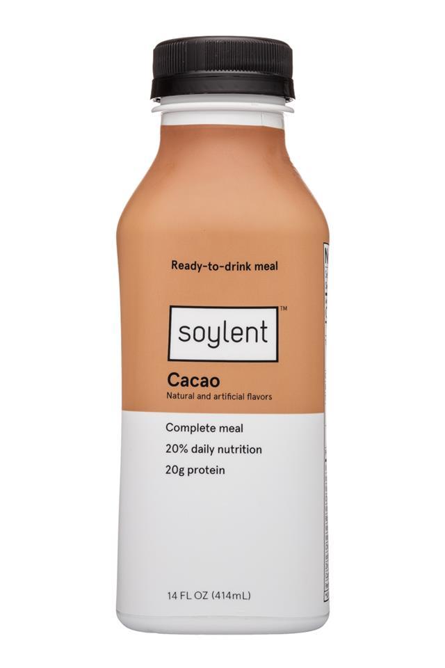 Soylent: Soylent-14oz-Cacao-Front