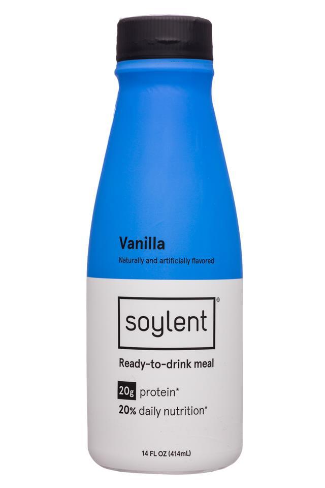 Soylent: Soylent-14oz-RTDMeal-Vanilla-Front
