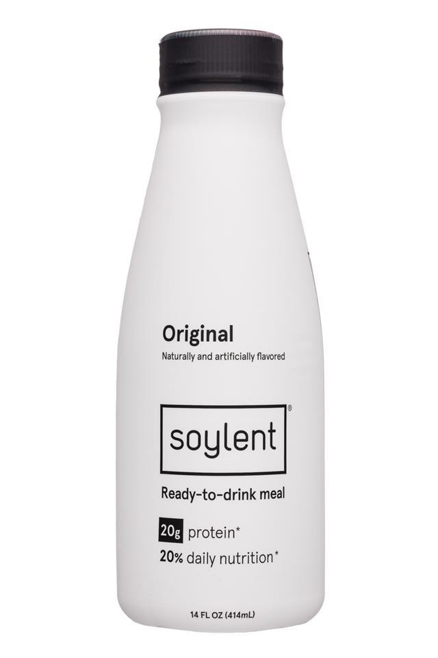 Soylent: Soylent-14oz-Nov18-RTDMeal-Original-Front