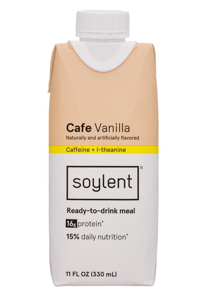 Soylent: Soylent-11oz-Tetra-CafeVanilla-Front