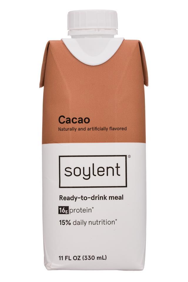 Soylent: Soylent-11oz-Tetra-Cacao-Front