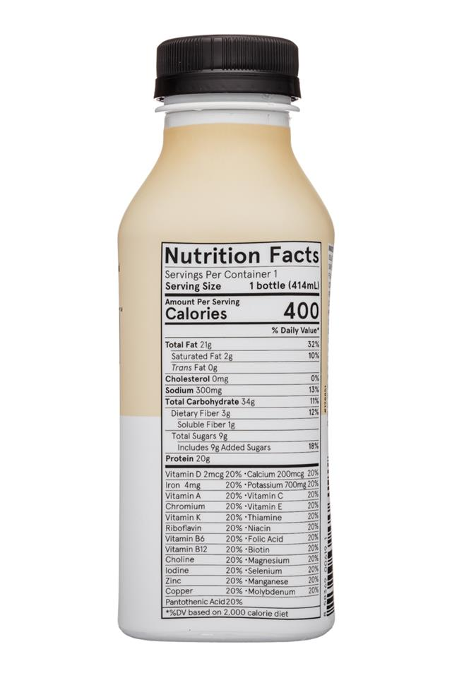 Soylent: Soylent-14oz-Cafe-Vanilla-Facts