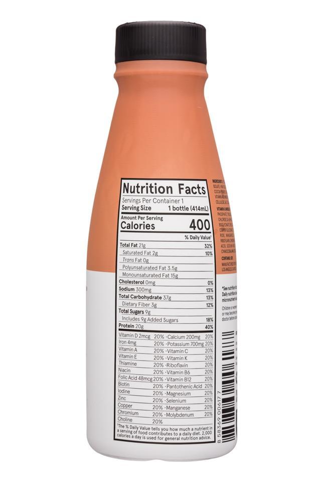 Soylent: Soylent-14oz-Nov18-RTDMeal-Cacao-Facts