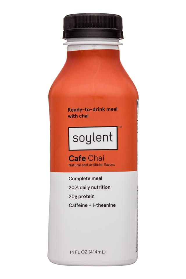 Soylent: Soylent-MealWithCoffee-14oz-CafeChai-Front