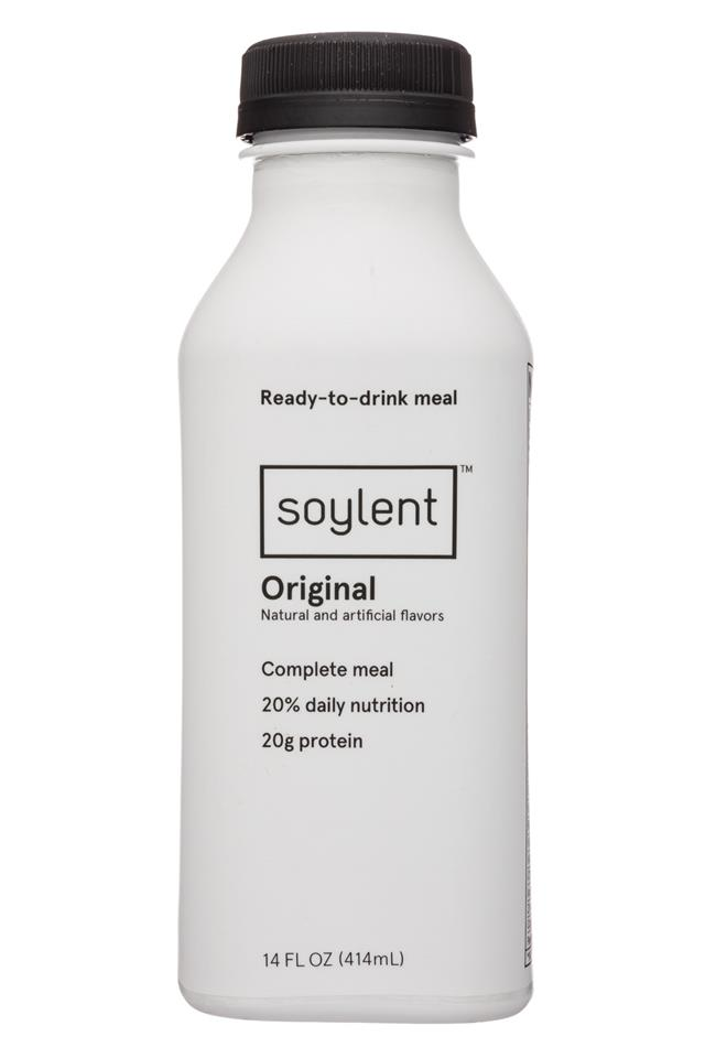 Soylent: Soylent-14oz-RTD-Original-Front
