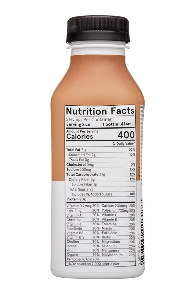 Soylent: Soylent-14oz-Cacao-Facts