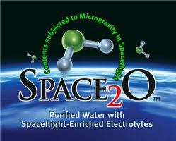 Space2O Purified Water