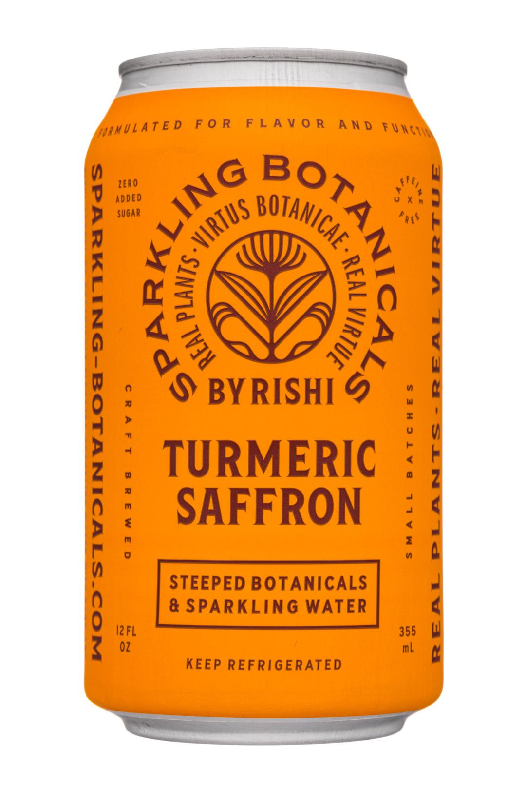 Turmeric Saffron