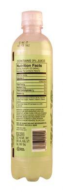 Sparkling Fruit2O: Fruit20 Lime Facts