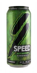 Speed Energy: Speed Vitamin Front
