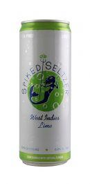 Spiked Seltzer: SpikedSeltzer Lime Front